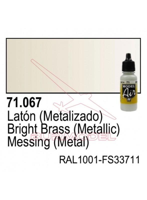 Pintura Vallejo Latón 067