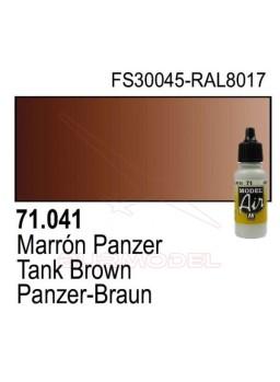 Pintura Vallejo Marrón Panzer 041