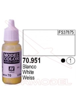Pintura Blanco 951 Model Color (001)