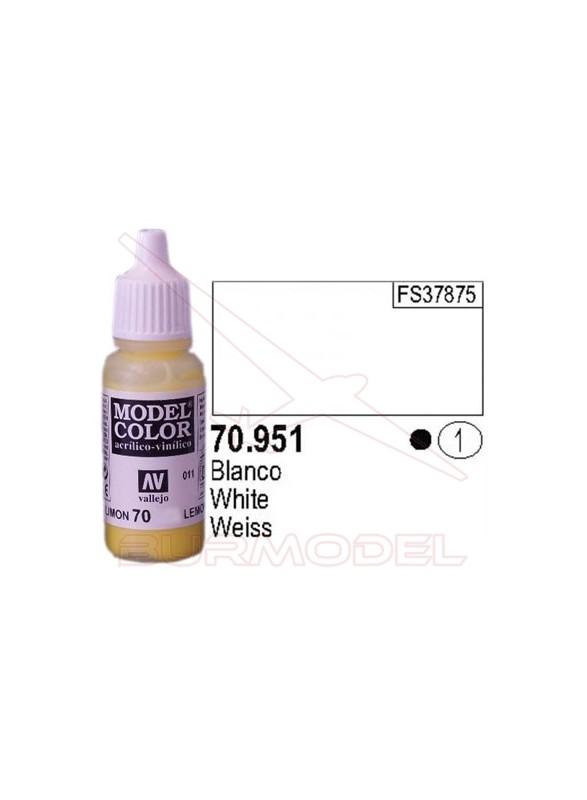 Pintura Blanco 951 Model Color (001)