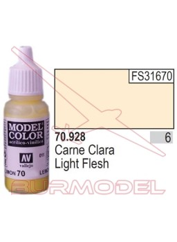 Pintura Carne clara 928 Model Color (006)
