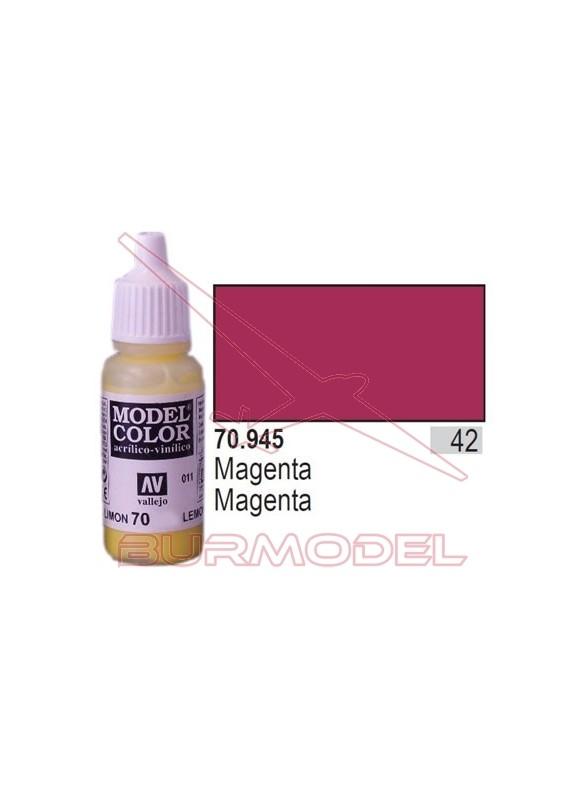 Pintura Magenta 945 Model Color (042)