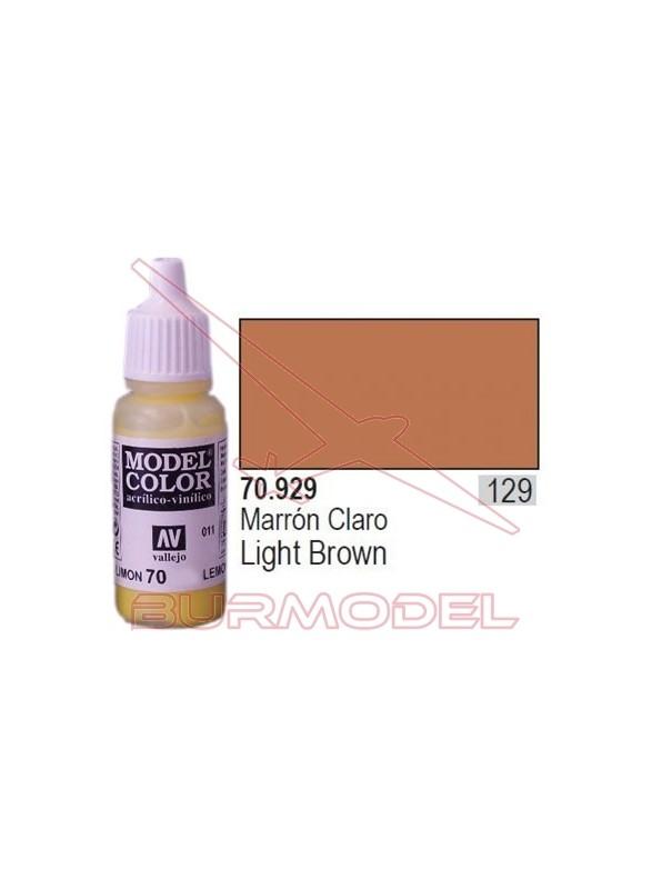 Pintura Marrón claro 92 Model Color (129)