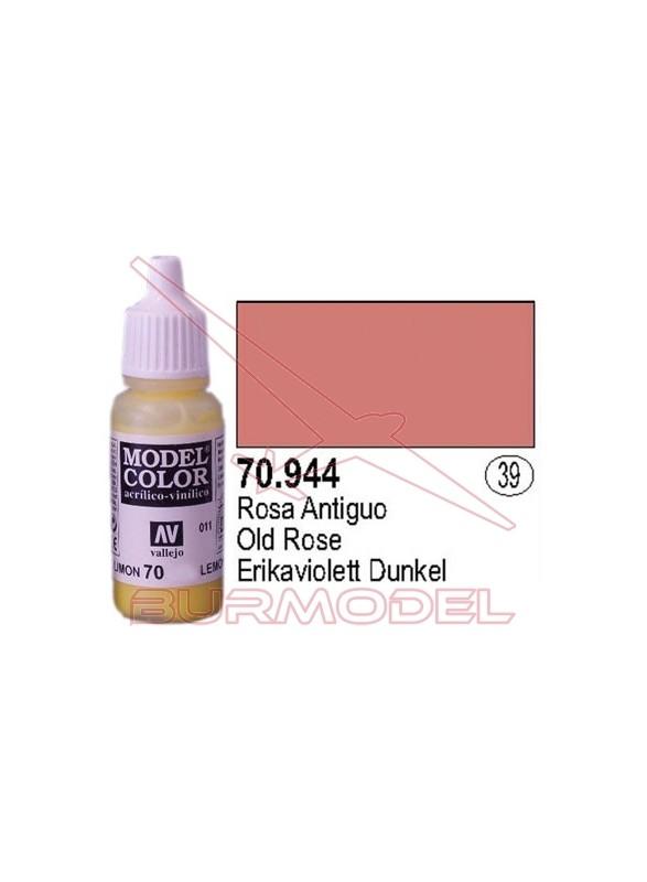 Pintura Rosa antiguo 944 Model Color (039)