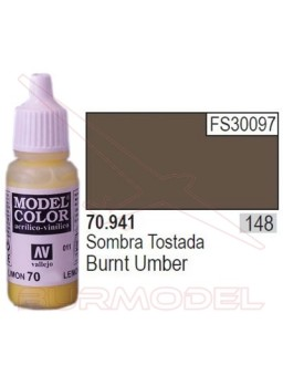 Pintura Sombra tostada 941 Model Color (148)