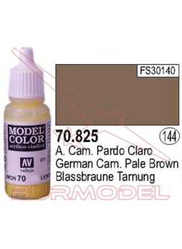Pintura Pardo claro ale. ca. 825 Model Color (144)