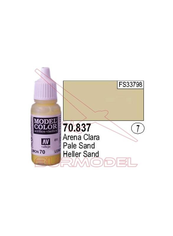 Pintura Arena clara 837 Model Color (007)
