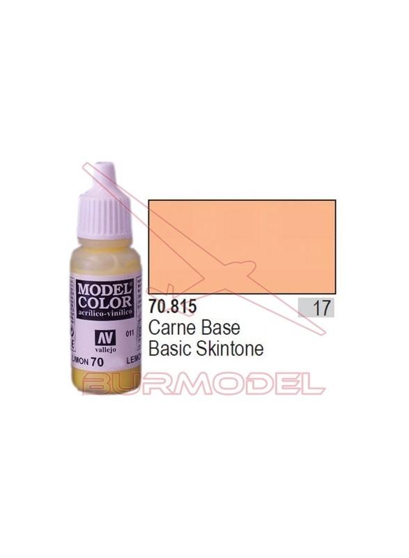 Pintura carne base 815 Model Color (017)