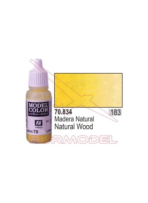 Pintura Madera natural 834 Model Color (183)