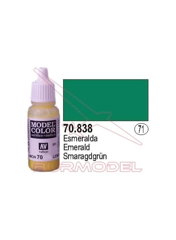 Pintura Esmeralda 838 Model Color (071)