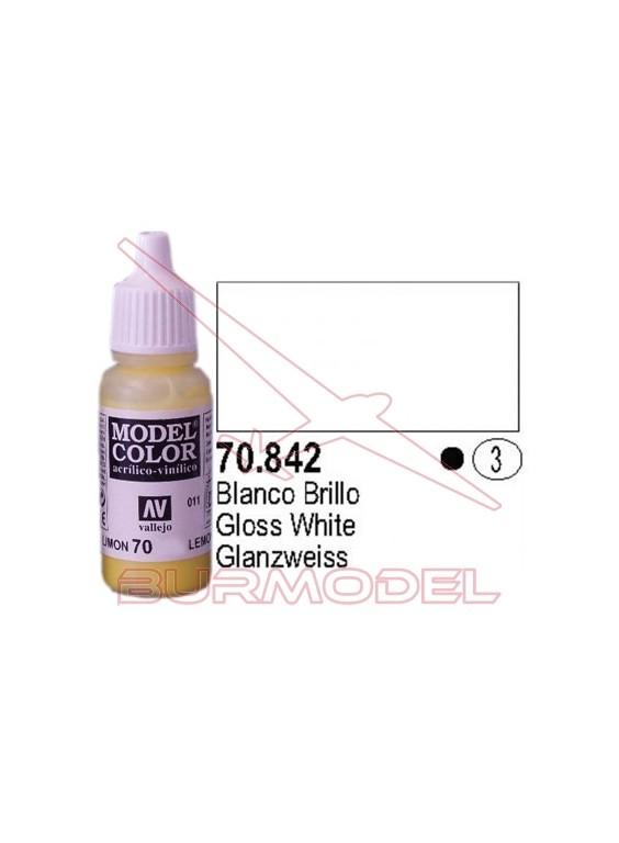 Pintura Blanco brillante 842 Model Color ( 003)