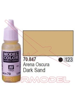 PIntura Arena oscura 847 Model Color (123)