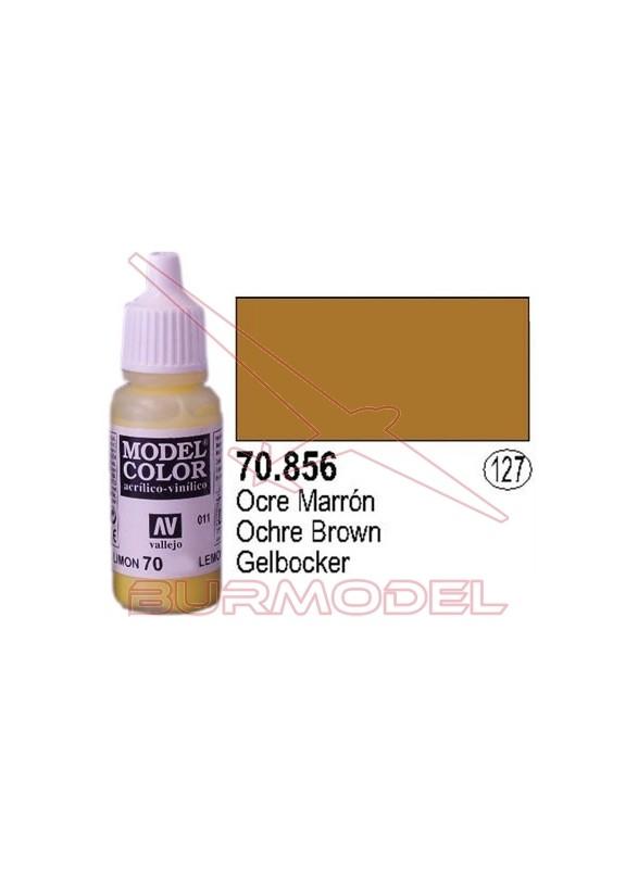 Pintura Ocre marrón 856 Model Color (127)