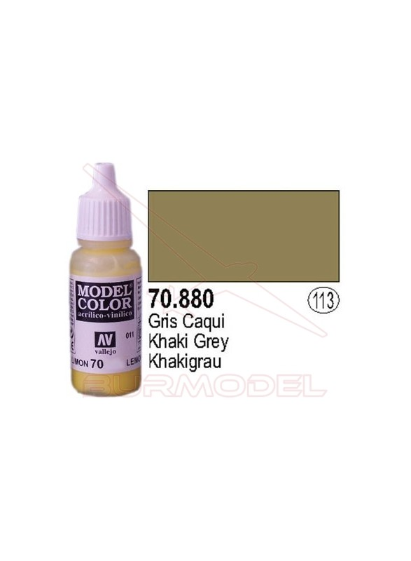 Pintura Gris caqui 880 Model Color (113)