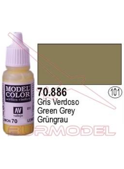 Pintura Gris verdoso 886 Model Color (101)