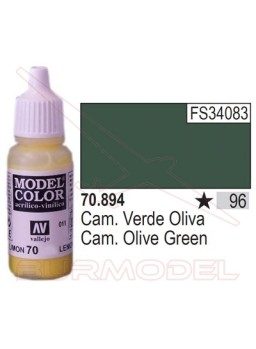 Pintura Verde oliva cam. 894 Model Color (096)