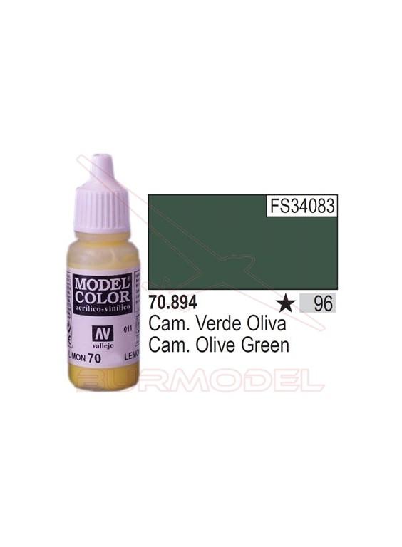 Pintura Verde oliva cam. 894 Model Color (096)