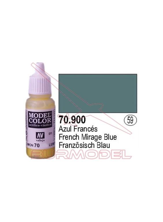 Pintura Azul francés 900 Model Color (059)