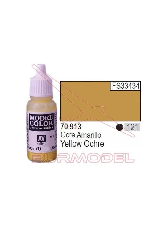 Pintura Ocre amarillo 913 Model Color (121)