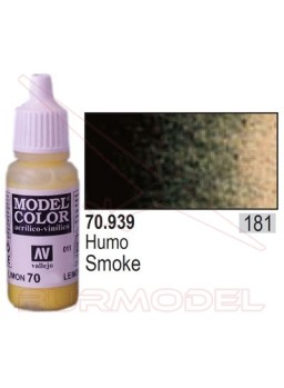 Pintura Humo 939 Model Color (181)