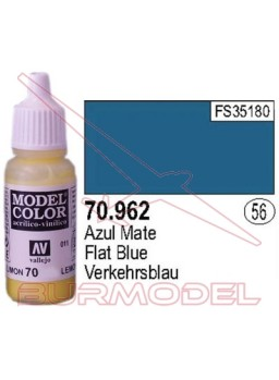 Pintura Azul mate 962 Model Color (056)