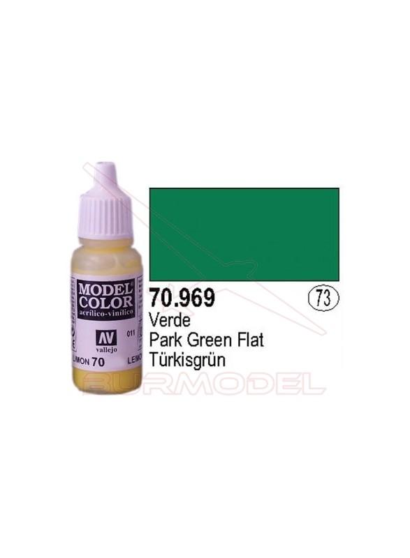 Pintura Verde 969 Model Color (073)