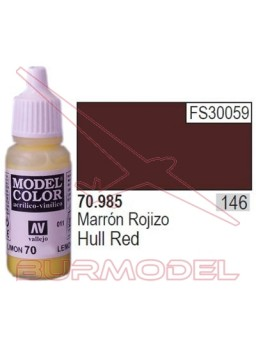 Pintura Marrón rojizo 985 Model Color (146)