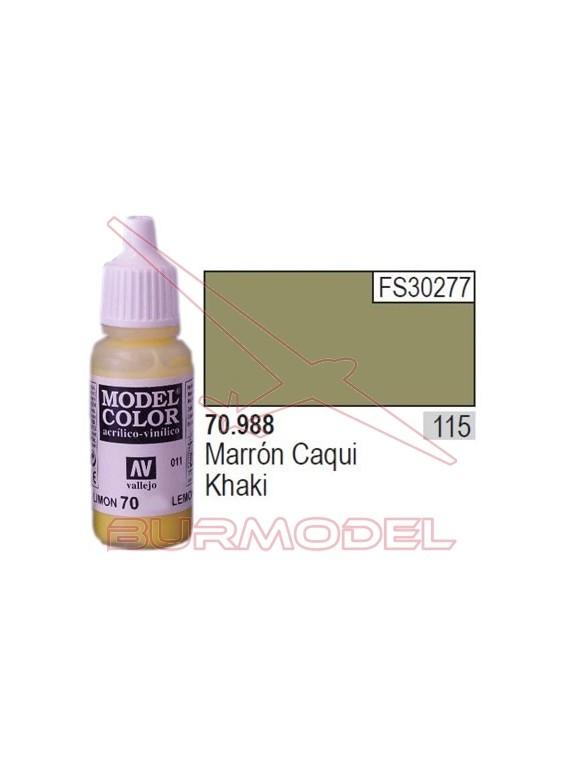Pintura Marrón caqui 988 Model Color (115)