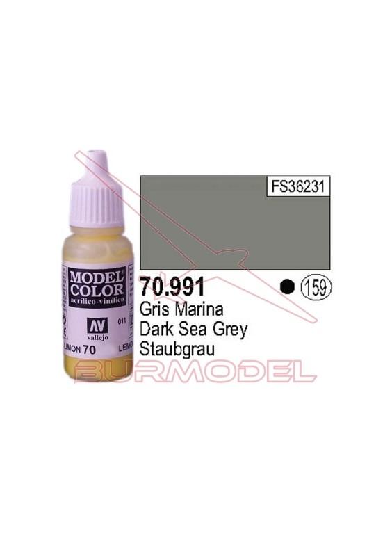 Pintura Gris marina 991 Model Color (159)