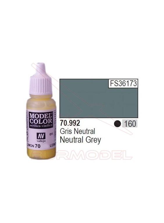 Pintura Gris neutral 992 Model Color (160)