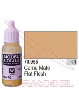 Pintura Carne mate 955 Model Color (018)