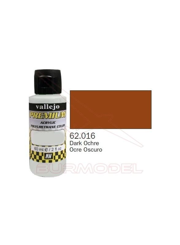 Pintura Premium Vallejo Ocre Oscuro