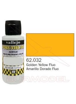 Pintura Premium Vallejo amarillo
