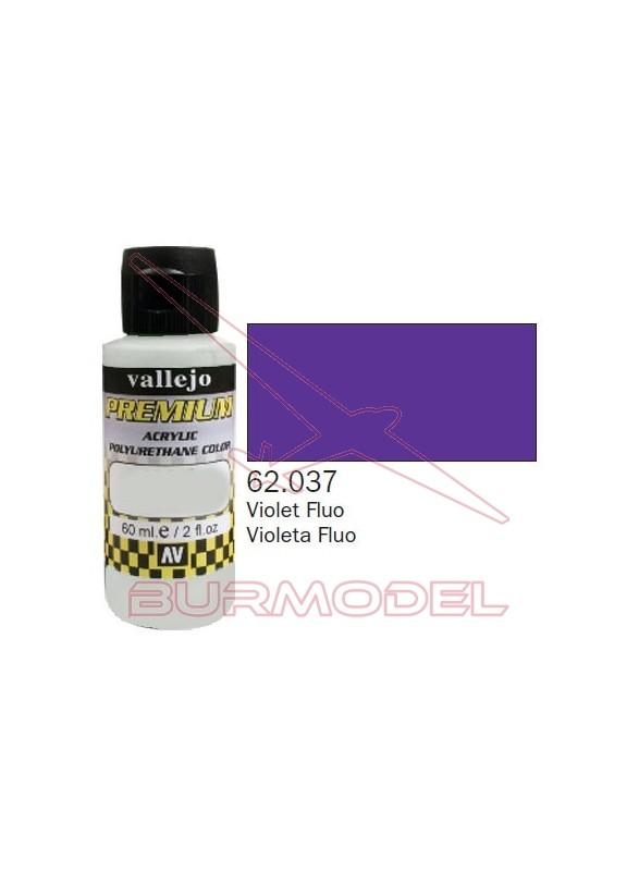 Pintura Premium Vallejo Violeta Fluorescente