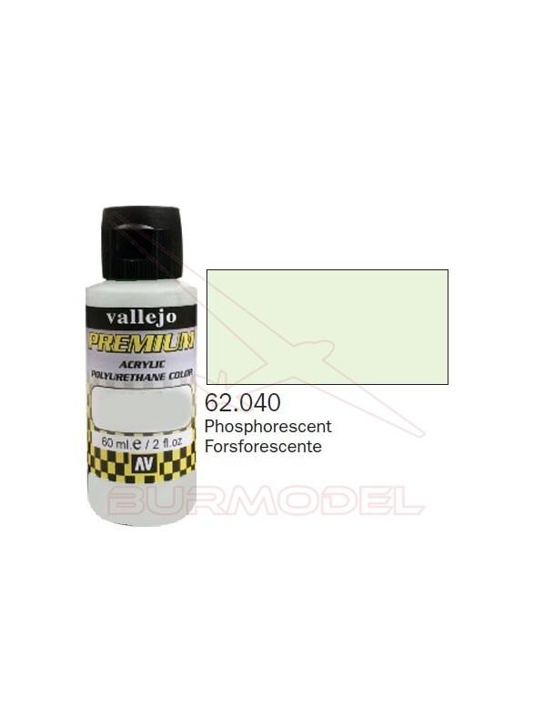 Pintura Premium Vallejo Fosforescente