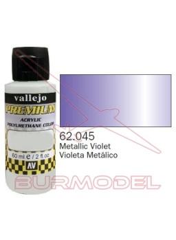 Pintura Premium Vallejo Violeta metálico