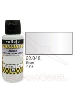 Pintura Premium Vallejo Plata