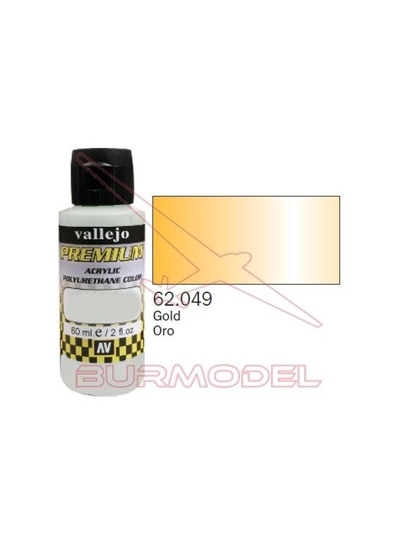 Pintura Premium Vallejo Oro