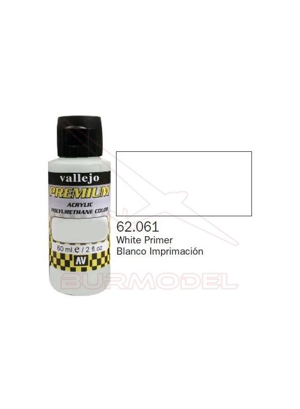 Pintura Premium Vallejo Imprimación blanca