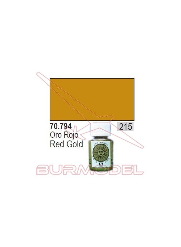 Oro Rojo 794 (215) ml