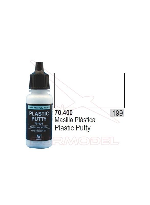 Masilla plástica 400 Model Color (199)