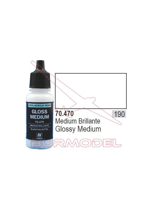 Medium brillante 470 Model Color (190)