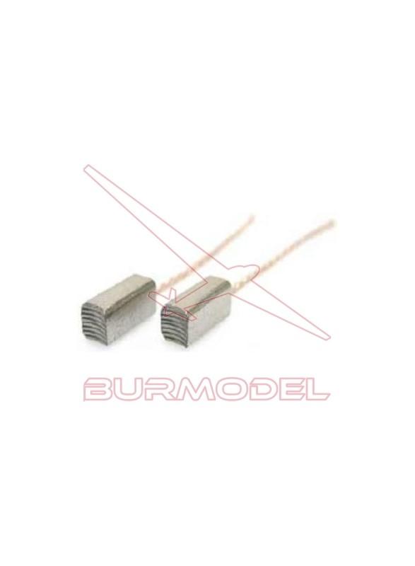 Escobillas SuperSilver Brush (motor Fusion)