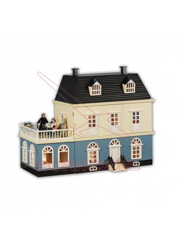 Casa de muñecas modelo Oxford