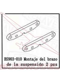 Barra suspensión delantera BSD Racing comb./elect.
