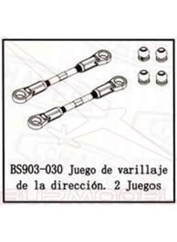 Rótulas de dirección BSD Racing