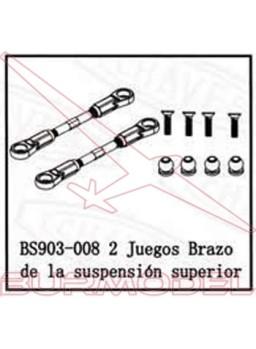 Trapecio superior BSD Racing eléctrico/comb.