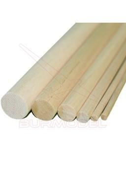Listón redondo madera de balsa 4.00 x 1000 mm