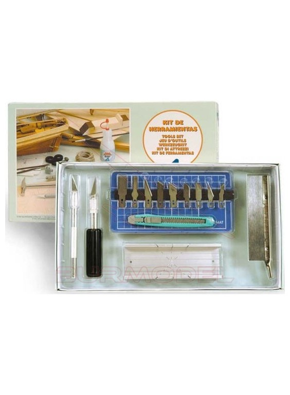 Caja de herramientas Nº 2