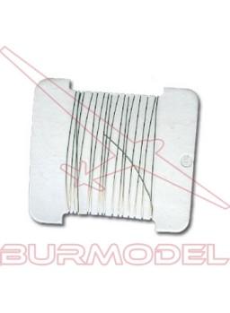 Bobina filamento para cortar porex
